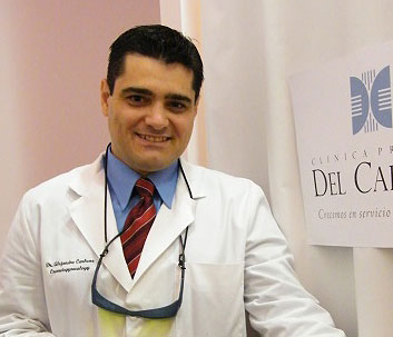 Dr. Alejandro Carbone