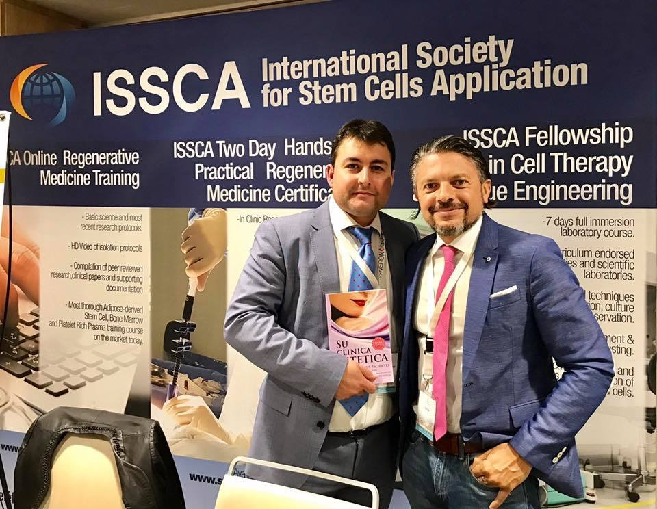 La sociedad totipotente  ISSCA  –  International Society for Stem Cell Application,  nueva sociedad afiliada a la SEGERF.  La  nueva Medicina Regenerativa cambiará la vida de nuestras pacientes.